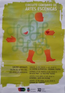 Circuito Cántabro Artes Escénicas
