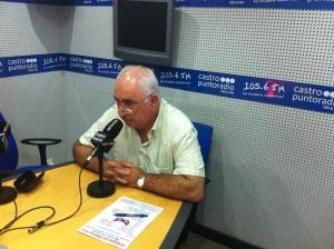 Fito Izaguirre en PR Ag-14