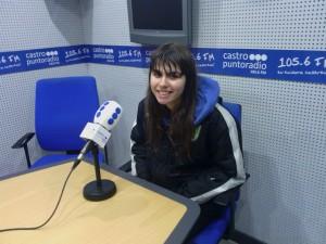 Sara Arozamena Carrasco atleta