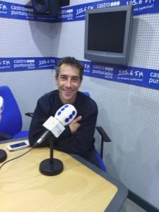 Jose Antonio Blas Trail en PR