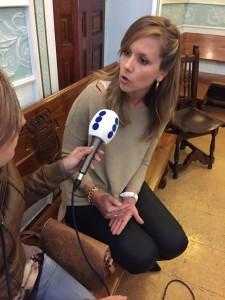 Noelia Antuña Escuela Mpal Música en Pleno