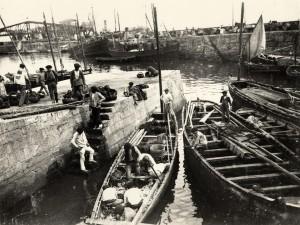 Puerto antiguo de Castro