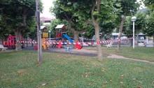 Parque La Chabola cerrado por Avispas_2