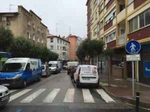 Peatonal Juan de la Cosa
