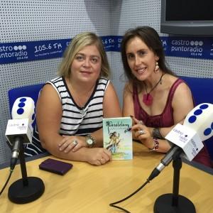 Iratxe Arranz y Marisa Ajuriaguerra Libro de cuentos