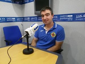 David Liendo Castro FC Juvenil