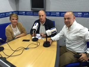 Alcalde de Guriezo y Concejales Balance 4 meses