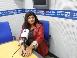 Alodia Blanco en PR Moción Sanidad