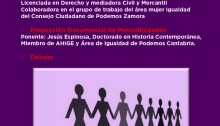 Cine Forum Podemos_Feminismos y Masculinidades