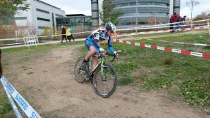 Pablo Perez Copa de España Ciclocross Alcobendas