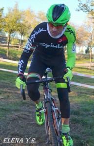 Sergio Turuelo Copa de España Ciclocross Alcobendas