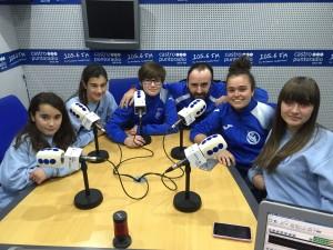 Femenino Base Flaviobriga FS en PR