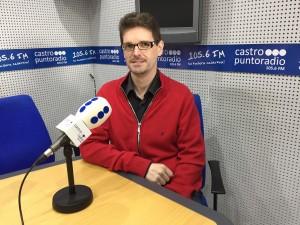 Aitzol Zuazo nuevo concejal en PR