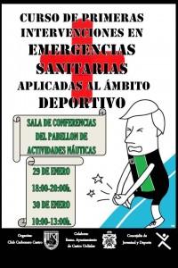 Curso Asistencia Deporte Carbonero