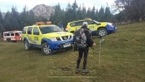 Senderista rescatado Pantano Juncal (3)