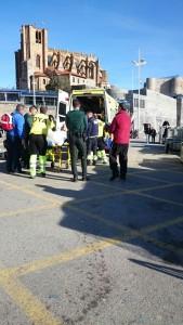 Persona caida al mar Muelle Cruz Roja (2)