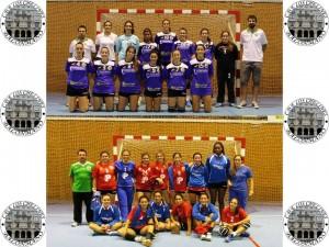 Equipos BM Los Chelines 15-16