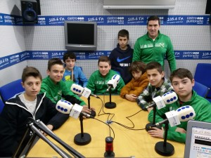 Infantil Futbol Sala AD Mioño