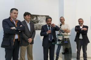 Expo Humberto en Sder Inauguración con Revilla (2)