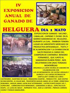 Exposición Ganado Helguera 1 Mayo 2016 (Patro PR)