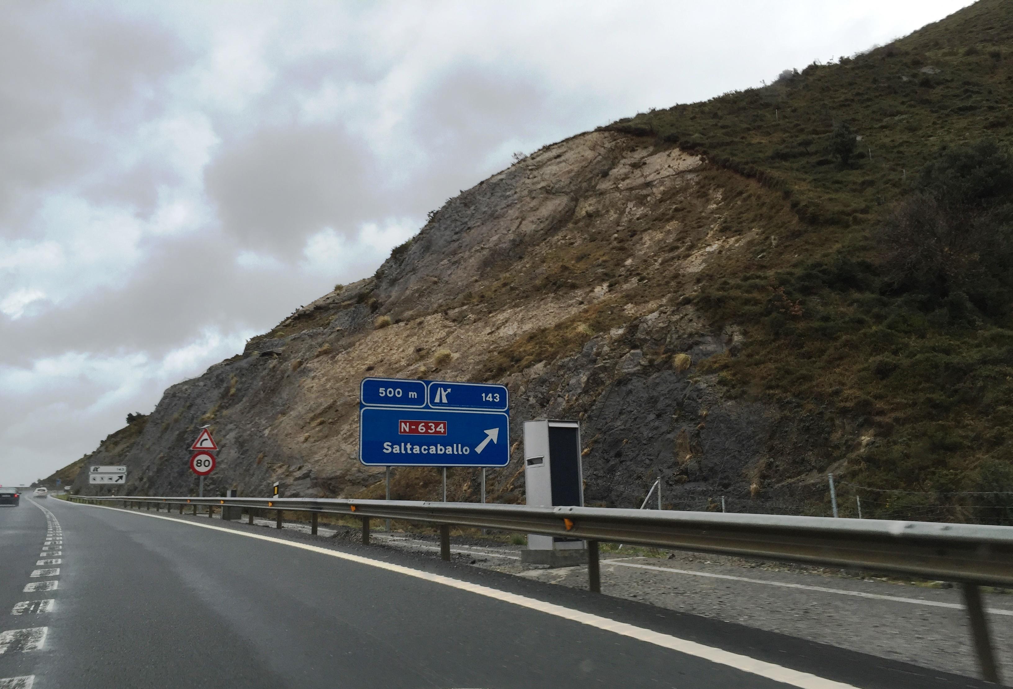 Tr fico y carreteras deciden mantener abiertos hasta - Jefatura provincial de trafico de cantabria ...