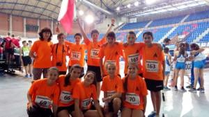 Colegio Arturo Duo Final Nacional Jugando al Atletismo (1)