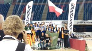 Colegio Arturo Duo Final Nacional Jugando al Atletismo (2)