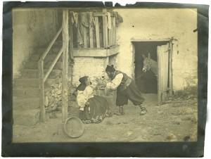 Luis de Ocharan. 'Ven acá, bestia y mujer de Barrabás' (proyecto Quijote)