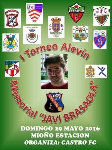 Torneo Alevin Castro FC Memorial Javi Brasaola