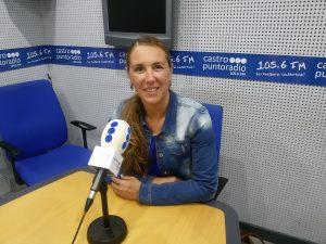 Ainhoa Perez en PR Previa Coso