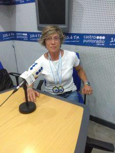 Ana Gonzalez Campeona Europa K2 en PR