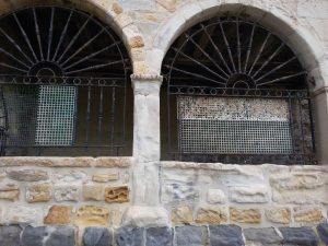 Verja Santa Maria con antideslizantes del solarium (2)