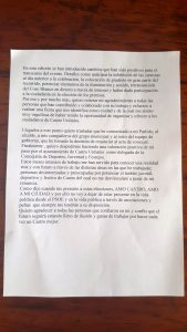 Comunicado Ainhoa Dimisión y Resultados Coso Blanco 16 (2)