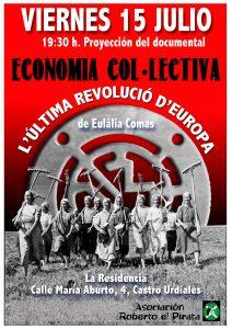 Documental Economía Colectiva Roberto El Pirata
