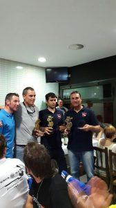 Ganadores Casca Campeonato Gijón