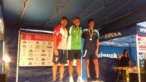 Jose Mari Quintana Campeón España Rios y Travesias