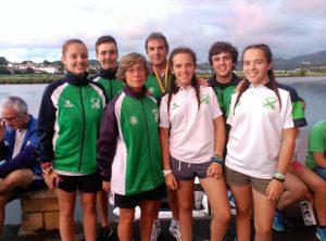 Kayak Club Campeón España Rios y Travesias