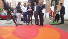 Mazón inauguración suelo Parque Barrio Maris (1)