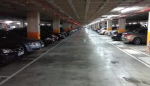 Parking. 2ª planta llena (2)