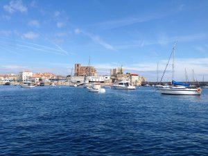 Puerto, Casco, Rompe, Faro y Ostende desde mar (7)