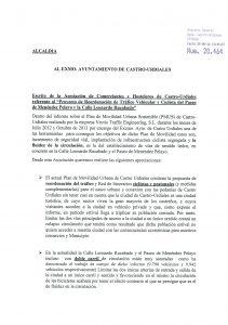 Escrito ASOCAS-Hosteleria rechazo Reordenación tráfico (2)