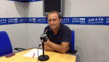 Álvaro Hierro en PR (Ag.14)