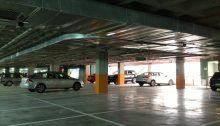 Abierta 2ª planta Parking