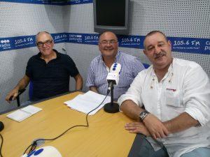 Jose Beni, Virto y Juantxu en Tertu Politica 29-Sp