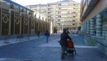 Abierta Plaza Mercado tras obras