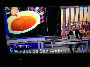 Caracolada San Andres en España Directo (1)