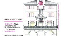 Puertas Abiertas Ayuntamiento 6 dic 2016 Cartel