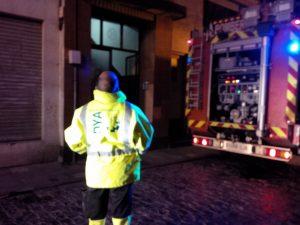 Incendio calle Belen Nochevieja (2)