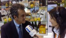Paco Martin en PR Fitur 17