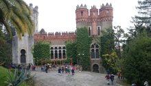 Castillo de Ocharan - Visita con niños